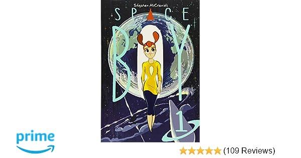Amazon com: Stephen McCranie's Space Boy Volume 1