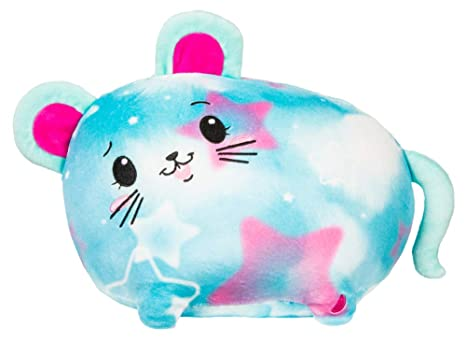Pikmi Pops Jelly Dreams Luna The Mouse Collectible 11 Led Light Up Glowing Plush Toy