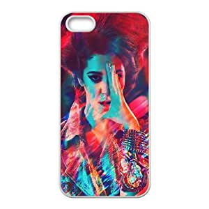 iPhone 4 4s Cell Phone Case White Marina And The Diamonds OJ591009