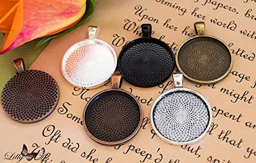 Hibou Bijoux Chouette Yin Yang Collier Pendentif Yin Yang d/ôme en verre pendentif Art, collier