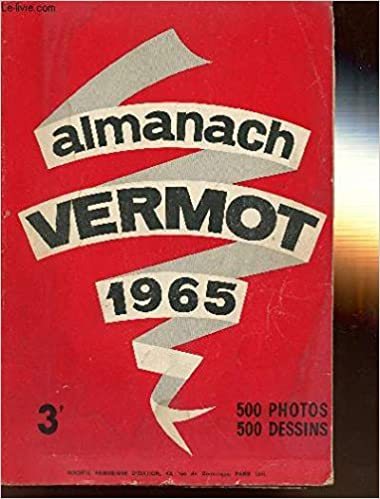 Almanach vermot 1965