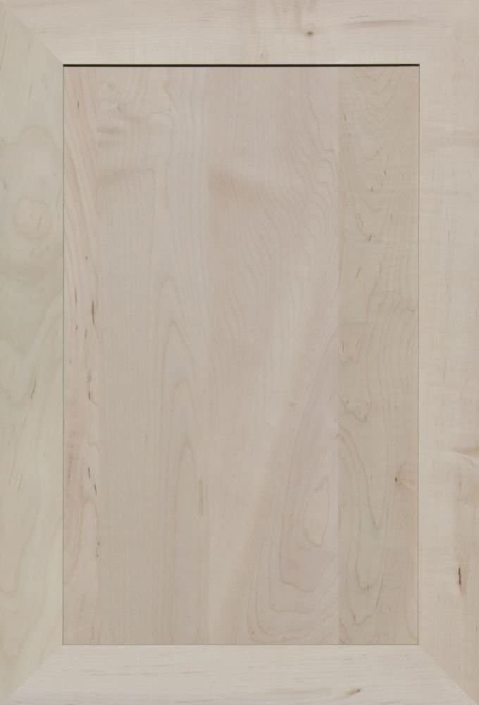 Unfinished Shaker Cabinet Doors in MDF by Kendor 14H x 17W