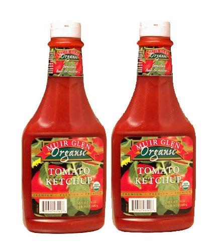 Muir Glen Organic Tomato Ketchup 24 oz (Pack of