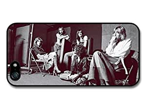 Fleetwood Mac Vintage Band Photoshoot Sitting on Chairs Case For Ipod Touch 5 Cover
