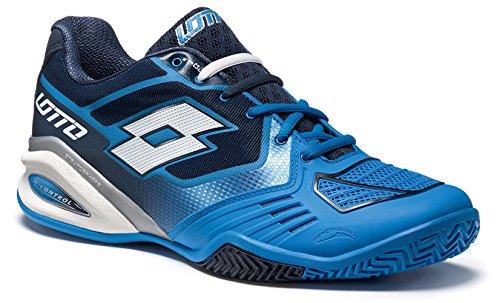 Lotto Stratosphere Ii Cly, Zapatillas de Tenis para Hombre Azul