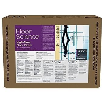 Divgt|#Diversey CBD540427 Floor Science Premium High Gloss Floor Finish 5 GL, 5