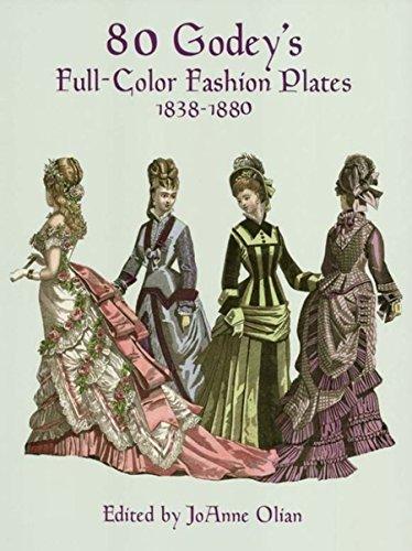 1880 costume dress - 4