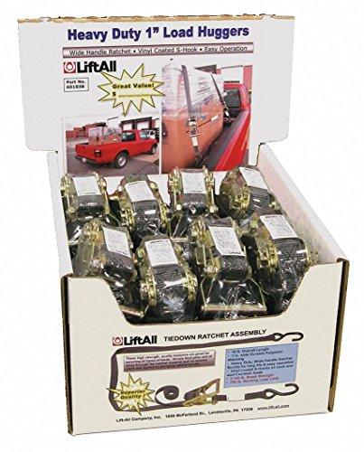"""Liftall 6A103B Ratchet Assembly S-HKV, 1"""" x 15"""
