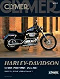 1986-2003 Harley Davidson Sportster Evolution CLYMER MANUAL HD SPORTSTER EVOLUTION 86-03, Manufacturer: CLYMER, Manufacturer Part Number: M4295-AD, Stock Photo - Actual parts may vary.