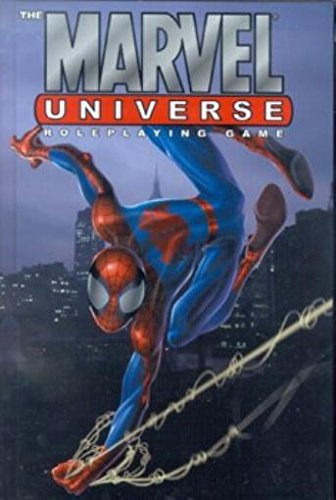The Marvel Universe:  Roleplaying Game