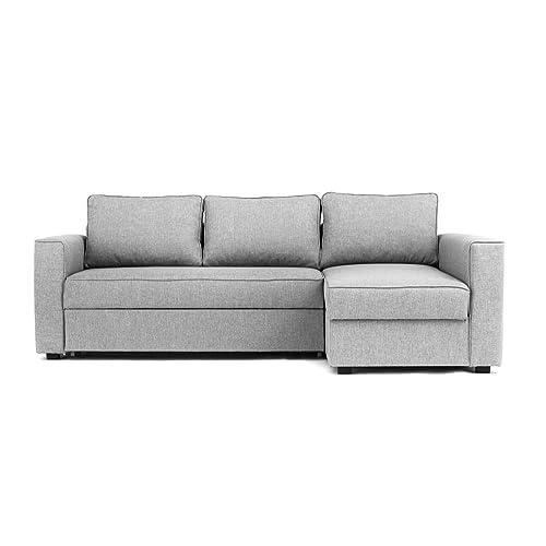 Large Corner Sofas Ebay Uk: Sofa Beds With Storage: Amazon.co.uk
