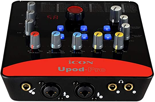 Amazon.com: Widewing Upod Pro - Interfaz de grabación de ...