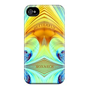 High Quality CaroleSignorile Butterfly Monarch Skin Cases Covers Specially Designed For Iphone - 6