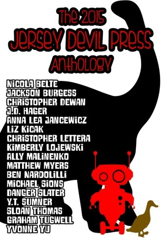 The 2015 Jersey Devil Press Anthology