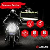 "Wisamic 5-3/4"" 5.75"" LED Headlight - for Dyna"