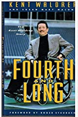Fourth & Long: The Kent Waldrop Story Hardcover