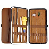 BITA 10PCS Ear Dig Picking Kit Ear Care Clean Tools Multifunction Beauty Tool Kit (2#)