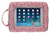 My Doodles Child Friendly Universal Cushioned Tablet Stand Holder Compatible with 9-10 inch Tablets - Owl