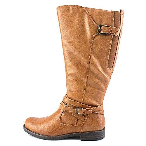 Baretraps Corrie 2 Wide Calf Mujeres Us 7 Brown Knee High Bota