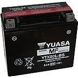 NX - Batería moto YTX20L-BS/ WPX20LBS 12V 20Ah