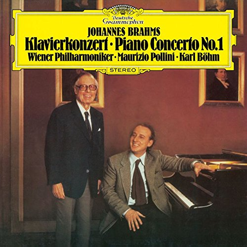 CD : Brahms / Pollini, Maurizio - Brahms: Piano Kyousoukyoku Dai 1 Bang (Super-High Material CD, Japan - Import, HR Cutting)
