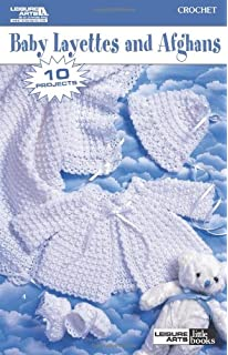a8a6dfe1b Amazon.com  Surprise Crochet Sweaters for Baby (Leisure Arts  5565 ...