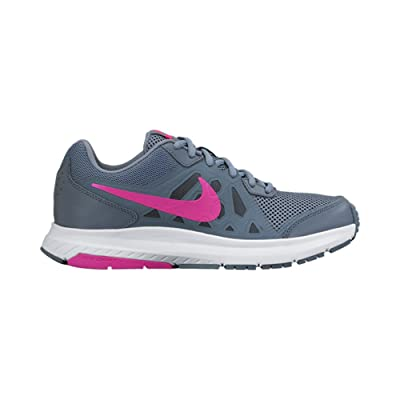 NIKE New Women's Flex Trainer 6 Print Cross Trainer Blue/Silver 9.5 | Fitness & Cross-Training