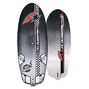 F2 Windsurfboard SX SILBERPFEIL LTD 69 111 L Slalom Board Surfboard