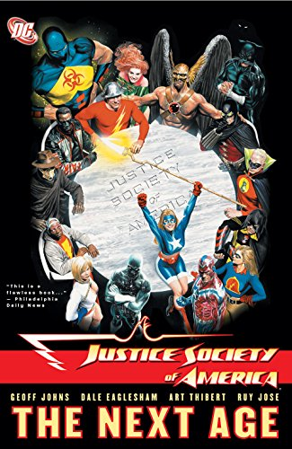 Justice Society of America Vol. 1: The Next Age