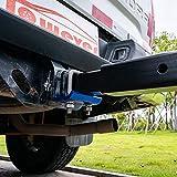 Towever 84705 Trailer Hitch Tightener Anti Rattle