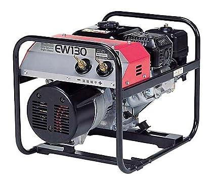 新ダイワ エンジン溶接機 EW130