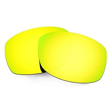 19ae8ec5401 Hkuco Mens Replacement Lenses For Costa Zane Sunglasses 24K Gold Polarized