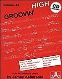 Volume 43 - Groovin' High, Jamey Aebersold, 1562242016