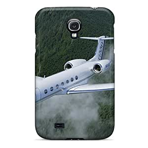 BvATh5005yWvIy AMY KS Awesome Case Cover Compatible With Galaxy S4 - Gulfstream Aerospace G550