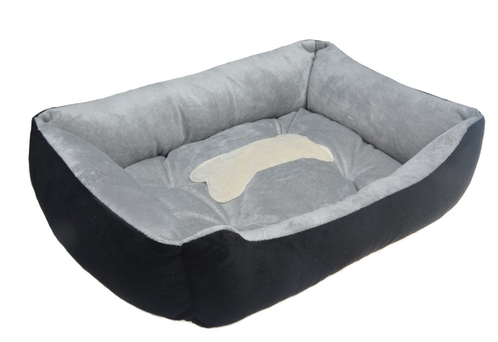 high-quality Sinland Pet Bed Cat or Dog SOFA Bed -Thick, Bolstered Ultra-Soft Microfiber