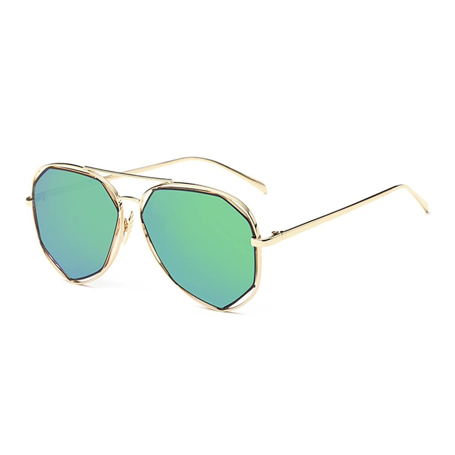 Coolsunny Oversized Aviator Sunglasses For Mens and Womens CS970