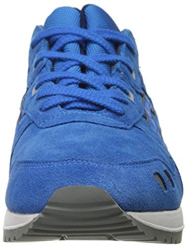 Zapatillas de running retro GEL Lyte III, Mid Blue / Mid Blue, 7.5 B (M) US