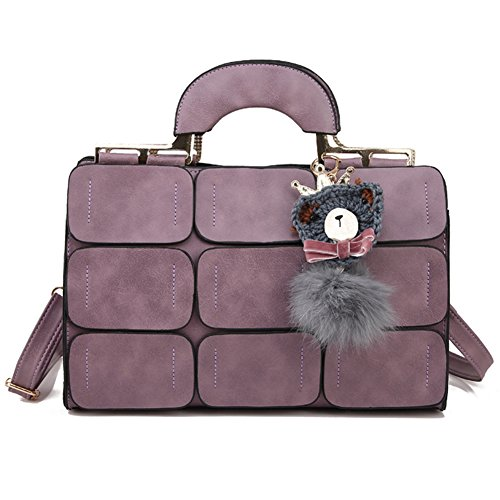 Rosso Tangbasi donna Purple mano Tangbasi Borsa 123 a Red q4XXT6