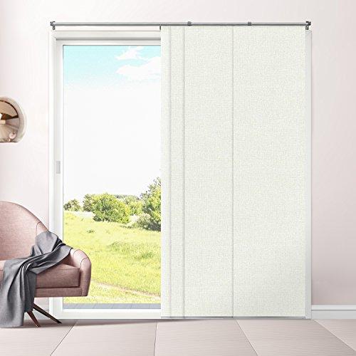 roman shades for patio doors - 6