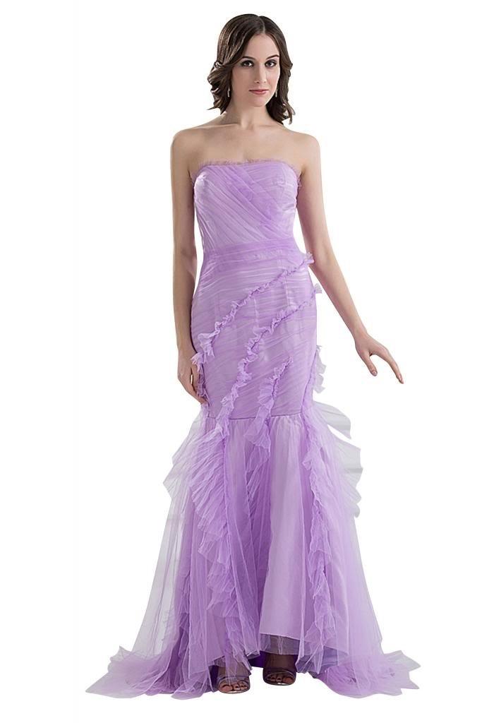 Bonito Vestidos De Dama De Bhs Ideas Ornamento Elaboración ...