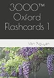 3000™ Oxford Flashcards 1