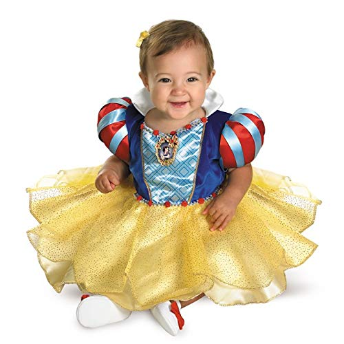 Snow White Costume Baby Infant 12-18 Month Cute