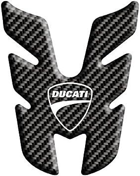 Tankpad Motorad Draht Muster Tankschutz Kompatibel Ducati Monster Auto