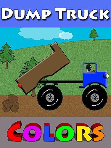 Dump Truck Colors For Kids