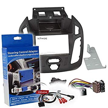 Ford Tourneo Connect Kid de doble DIN Kit de instalación de ...