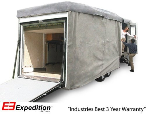Expedition Toy Hauler Cover - 3