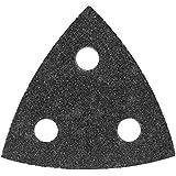 WORX WA2141 perforado hojas de papel de lija para sonicrafter/herramienta oscilante/Multi-Herramientas