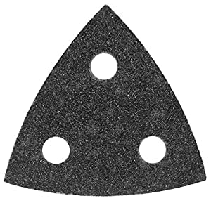 WORX WA2140 perforado hojas de papel de lija para sonicrafter/herramienta oscilante/Multi-Herramientas