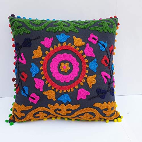 Buy vintage suzani pillows