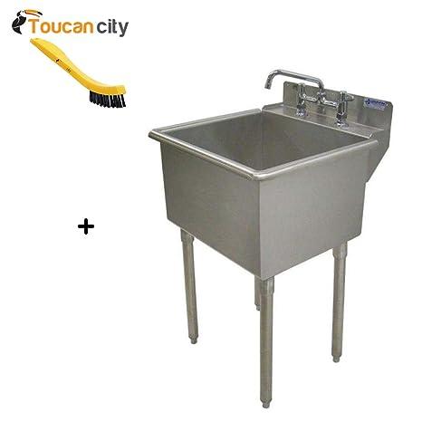 Amazon.com: Toucan City LT-118 - Escobilla para azulejos y ...